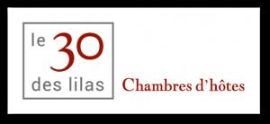 Logo Le 30 des Lilas - Chambre d'hôtes à Toulouse - atelier disegno