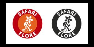 Logo Safari-Flore - atelier disegno