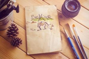 Logotype pour Batifol'ânes - atelier disegno